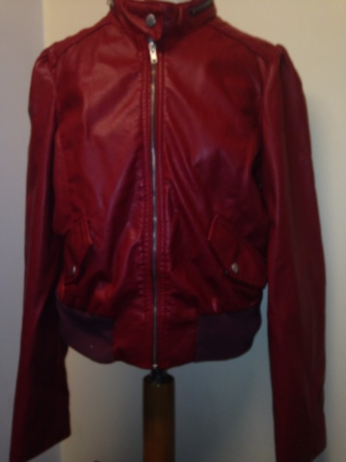 marezs Red Jacket