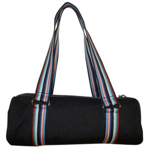 The Sak Satchel in black multi color