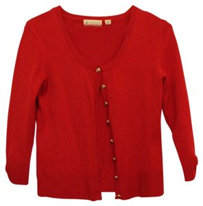 Versona Accessories Roses 3/4 Length Sleeves Sweater