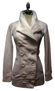 Forever 21 Classic Chic 21 Modernist Minimalist Nyc Soho Bohemian Pea Coat