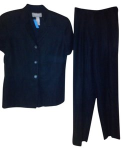 Liz Claiborne Blue Pants Suit