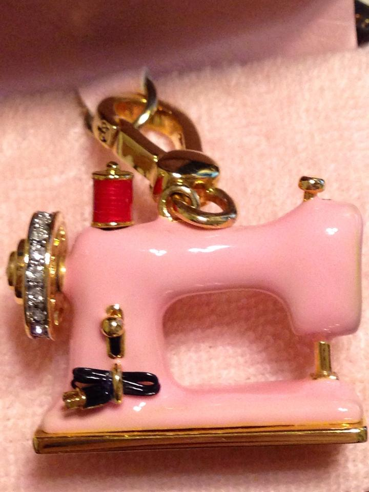 Juicy Couture Gold Sewing Machine Charm Tradesy Interesting Juicy Couture Sewing Machine Charm