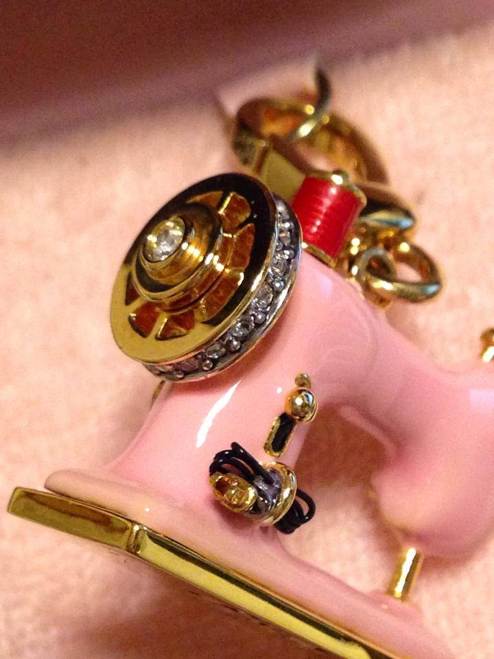 Juicy Couture Gold Sewing Machine Charm Tradesy Best Juicy Couture Sewing Machine Charm