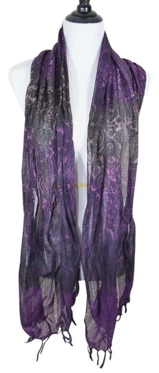 Preload https://item2.tradesy.com/images/maurices-purple-light-weight-paisley-fringe-scarfwrap-1454866-0-0.jpg?width=440&height=440