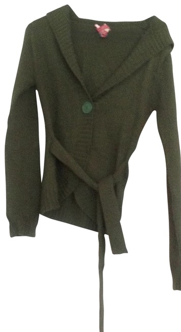 Item - Hooded Green Sweater