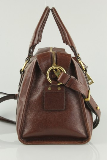 Marc Jacobs Satchel in Chestnut