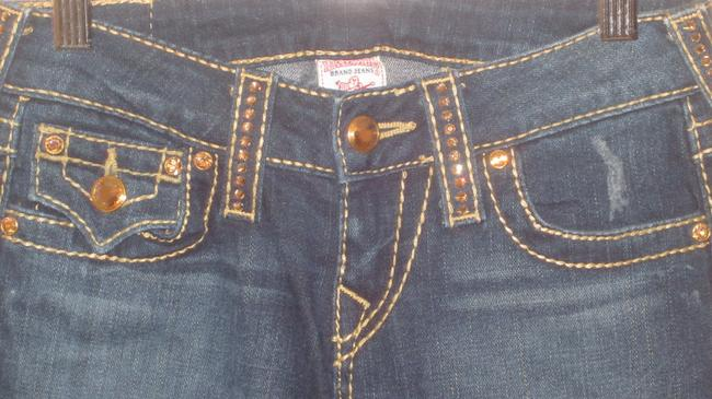 True Religion Boot Cut Jeans-Medium Wash Image 1