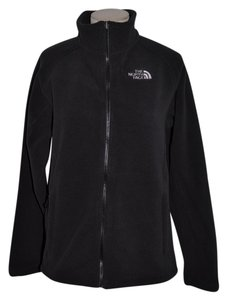 The North Face Isadora Fleece Full Zip Black Jacket