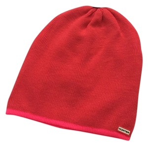 Hunter Red Beanie