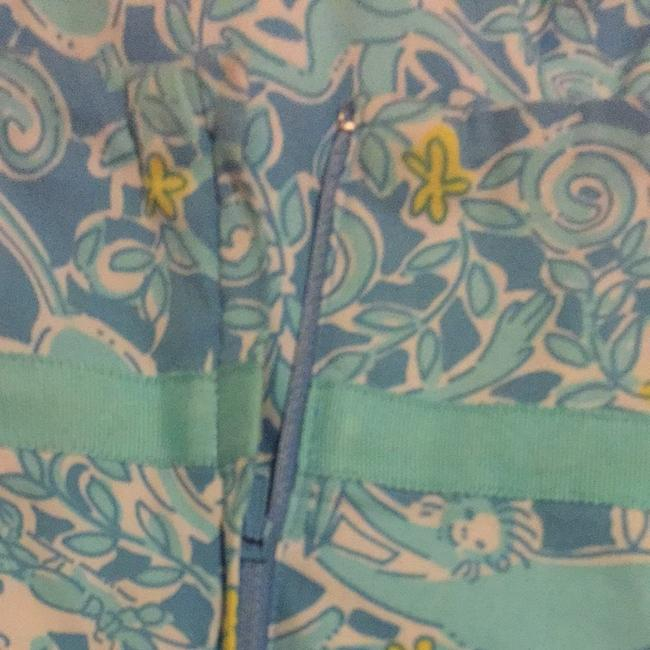 Lilly Pulitzer short dress blue on Tradesy