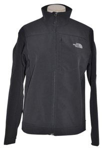 The North Face Caroleena Hi Lo Outdoors Black Jacket