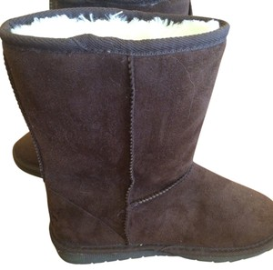Sheepdawg Chocolate Brown Boots