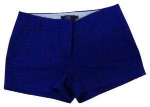 J.Crew Dress Shorts Royal blue
