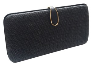 Banana Republic Black Clutch