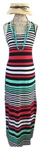 Stripe Maxi Dress by Love Culture