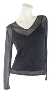 Dana Buchman Top Black