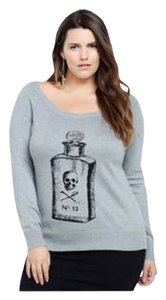 Torrid Poison Skull Crossbones Sweater
