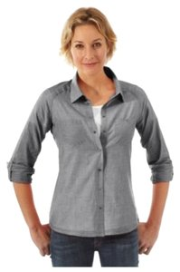 Toad&Co Organic Cotton Riveter Button Down Shirt Nectar