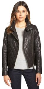 Mackage Biker Moto Quilted Designer Motorcycle Jacket