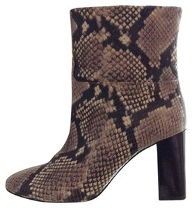 Tory Burch Snakeskin Boots