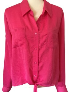 Ellen Tracy Button Down Shirt