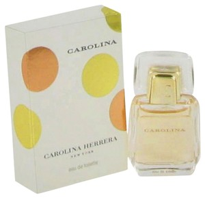 Carolina Herrera CAROLINA by CAROLINA HERRERA ~ Women's Mini EDT .13 oz