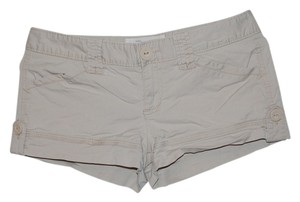 Aropostale Mini/Short Shorts White cream