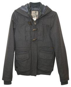 Billabong Charcoal Gray Jacket