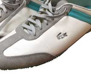 Lacoste Teal /grey/beige Athletic