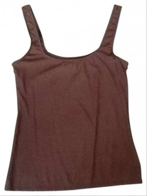 Only Hearts Top In Chocolate brown