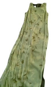 green Maxi Dress by Spenser Jeremy