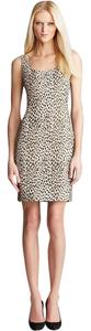 Diane von Furstenberg Dvf Leopard Work Night Out Dvf Dress