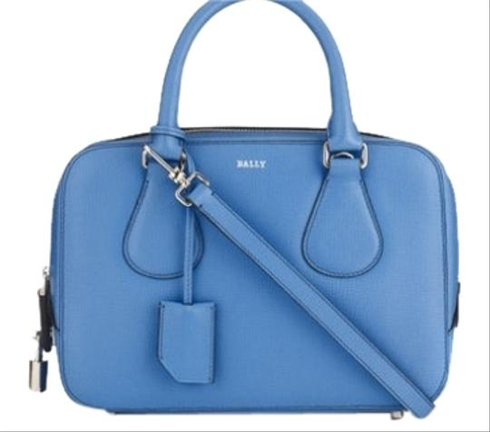 Bally Structured Tote Chic Shoulder Bag