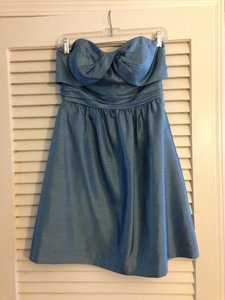 Jenny Yoo Turkish Blue Kennedy Dress