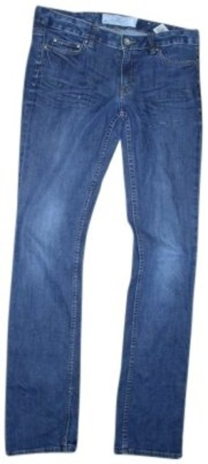 Preload https://item4.tradesy.com/images/h-and-m-blue-dark-rinse-skinny-jeans-size-32-8-m-145578-0-0.jpg?width=400&height=650
