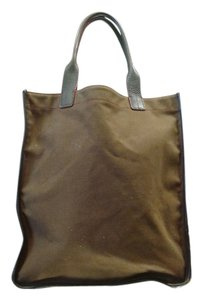 Lambertson Truex Limited Edition Conde Nast Tote in brown
