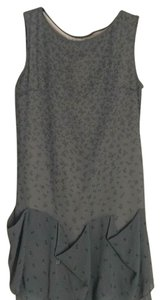 Cop. Copine short dress Gray on Tradesy