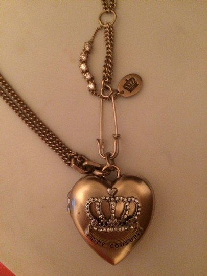 Juicy Couture Juicy Couture Locket Necklace