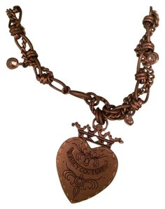 Juicy Couture Reversible Juicy Couture Necklace