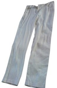 Valentino Straight Pants light creme