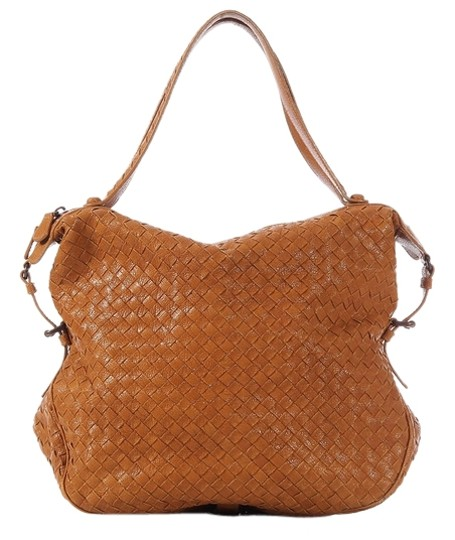 Bottega Veneta Bv.k0303.05 Woven Chevre Leather Shoulder Bag Image 0
