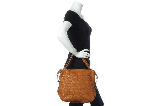 Bottega Veneta Bv.k0303.05 Woven Chevre Leather Shoulder Bag Image 11
