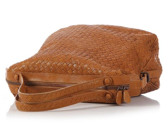 Bottega Veneta Bv.k0303.05 Woven Chevre Leather Shoulder Bag Image 6