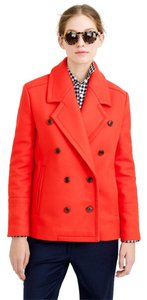 J.Crew Tall B6493 Pea Coat