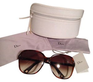 Dior Christian Dior Brown Sunglasses