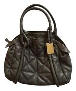 Furla Leather Gold Quilted Shoulder Bag