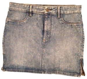 Guess Mini Skirt Blue jean