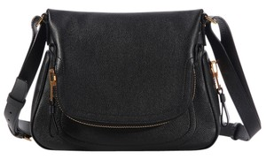 Tom Ford Tf.k0224.06 Leather Shoulder Bag