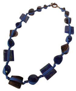 Stephen Dweck STEPHEN DWECK NWT BLUE MULTI STONE NECKLACE