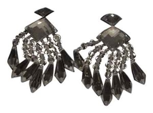 Balmain x H&M Chandelier Earrings.